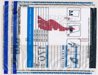 20 złotych 2018 Niepodległość - w folderze emisyjnym w oryginalnej zalaminowanej kopercie NBP