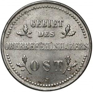 Ober-Ost. 2 kopiejki 1916-J, Hamburg