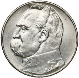 Piłsudski 10 złotych 1934 - urzędowy