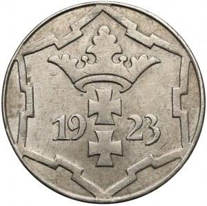 Gdańsk, 10 fenigów 1923