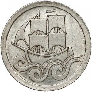 Gdańsk, 1/2 guldena 1927