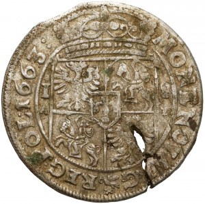 Jan II Kazimierz, Ort Bydgoszcz 1663 AT