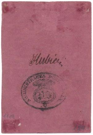 Żarki, Piotr Steinkeller, 6 złotych (XIX w.)