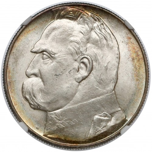Piłsudski 10 złotych 1939