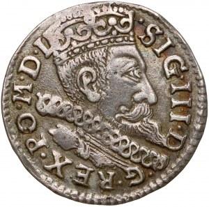 Zygmunt III Waza, Trojak Bydgoszcz 1600