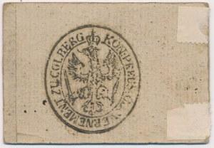 Oblężenie twierdzy Kołobrzeg - 4 grosze 1807