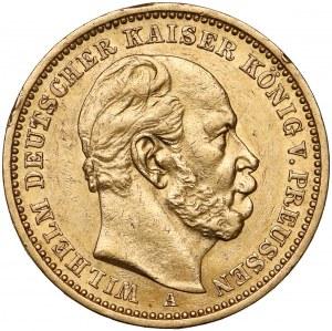 Niemcy, Prusy, 20 marek 1886-A