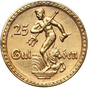 Gdańsk, 25 guldenów 1923 - RZADKI