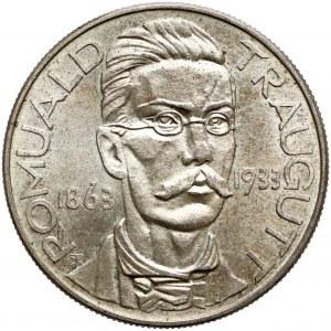 Traugutt 10 złotych 1933 - piękny