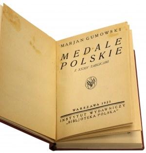 Medale polskie, Gumowski