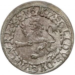 Kurlandia, Fryderyk i Wilhelm, Szeląg Mitawa 1607