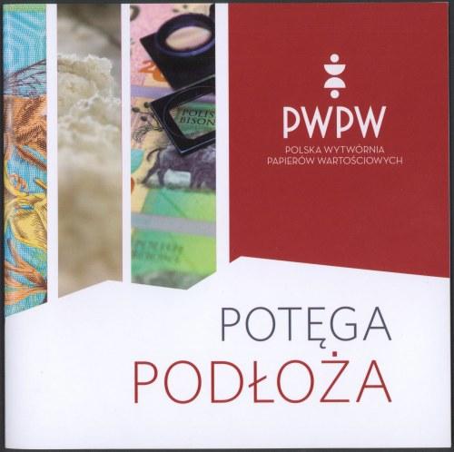PWPW Żubry 9 szt. - Potęga Podłoża (polski)