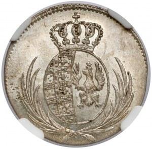 Księstwo Warszawskie, 5 groszy 1811 IS - PIĘKNE
