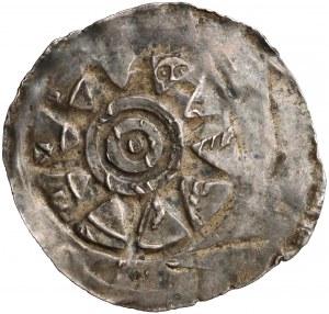 Niemcy, Biskupstwo Augsburga, Hartwig I. von Lierheim, Półbrakteat (1167-1184)
