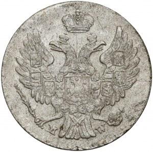 5 groszy 1840 - kropka po GROSZY - rzadkie