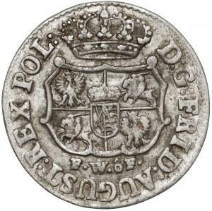 August III Sas, 1/24 talara 1739 FWóF, Drezno
