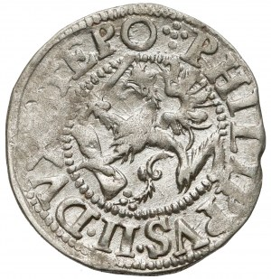 Pomorze, Filip II, Półtorak (Reichengroschen) Szczecin 1614
