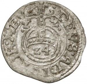 Pomorze, Bogusław XIV, Półtorak Szczecin 1622