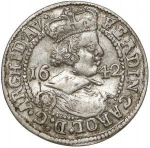 Austria, Tyrol, Ferdynand Karol, 3 krajcary 1642, Hall