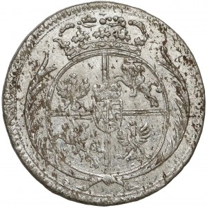 August III Sas, 1/24 talara 1753 L, Lipsk