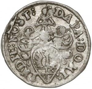 Niemcy, Hildesheim, Grosz miejski 1727-JJ