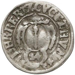 Niemcy, Halberstadt, Fryderyk Wilhelm I, 1/24 talara 1654