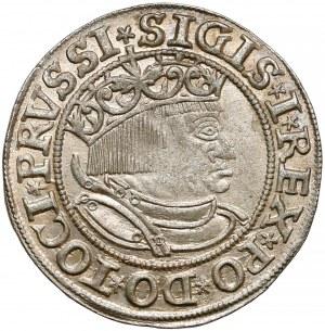 Zygmunt I Stary, Grosz Toruń 1532 - piękny