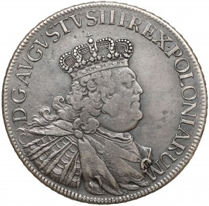 August III Sas, Talar Lipsk 1755 EDC