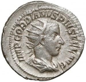 Rome, Gordian III, AR Antoninian - Victoria
