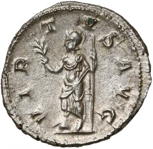 Rome, Philip I Arab, AR Antoninian - Virtus