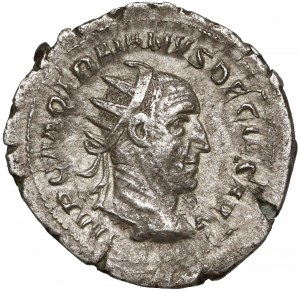 Rome, Traian Decius, AR Antoninian - Genius