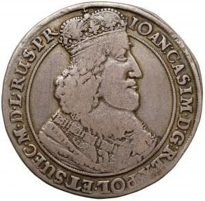 Jan II Kazimierz, Talar Gdańsk 1649 GR