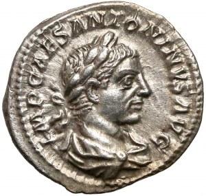 Rome, Elagabalus, Denarius (218 AD) - Victoria