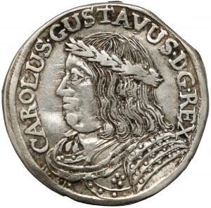 Karol X Gustaw, Ort Toruń (bez daty) - rzadki