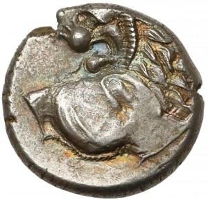 Grecja, Tracja, Chersonez, Hemidrachma (480-350 pne)