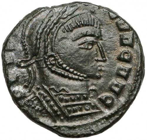 Barbarzyńskie naśladownictwo Follisa Konstantyna I Wielkiego