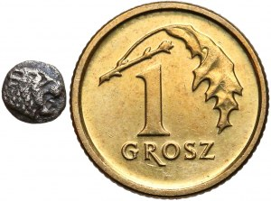 Greece, Ionia (?), Tetartemorion
