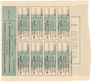 Zakłady Przemysłowe KAROL MACHLEJD, 1.000 mkp 1921