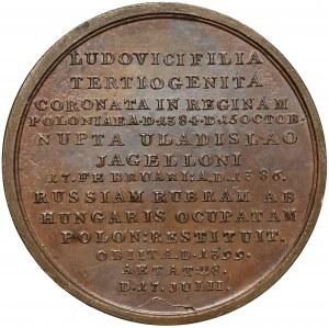 Medal SUITA KRÓLEWSKA - Jadwiga