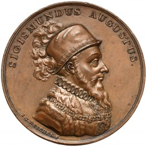 Medal SUITA KRÓLEWSKA - Zygmunt August