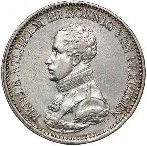 Niemcy, Prusy, Fryderyk Wilhelm III, Talar 1820-A