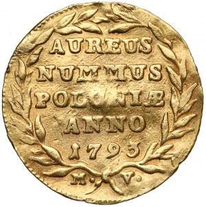 Poniatowski, Dukat 1793 M.V.