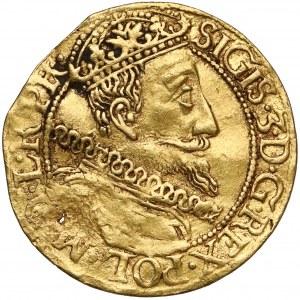 Zygmunt III Waza, Dukat Gdańsk 1611