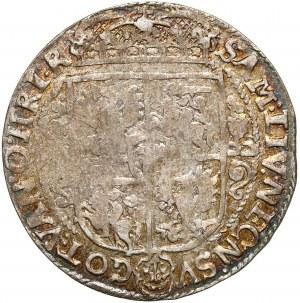 Zygmunt III Waza, Ort Bydgoszcz 1622 - PO zamiast POL - PRV:M