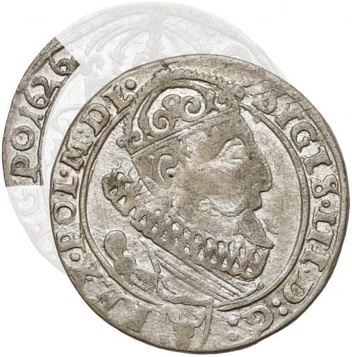 Zygmunt III Waza, Szóstak Kraków 1626 - PO zamiast POL