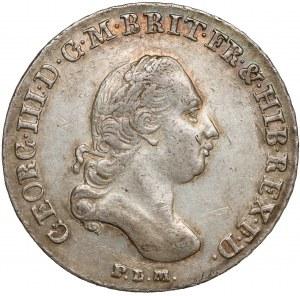 Niemcy, Brunszwik-Lüneburg, Jerzy III, 2/3 talara 1797