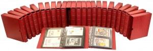 Kolekcja filatelistyki, Emigracja 1941-2009