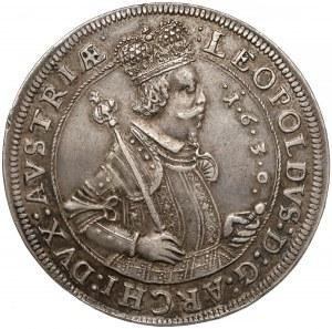 Austria, Leopold V, Talar Tyrol 1630