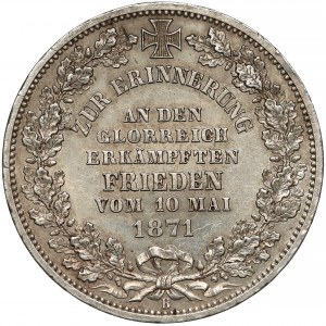 Niemcy, Brema, Talar zwycięstwa 1871-B