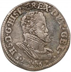 Niderlandy hiszpańskie, Geldria, Filip II, 1/2 Filipsdaalder 1567